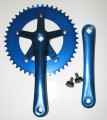 BP-11-21A   ALLOY 3PC CRANK/1SPD 48T COLORS